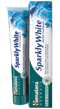 Sparkly White Herbal Toothpaste