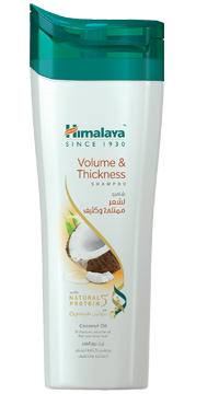 Volume & Thickness SHAMPOO